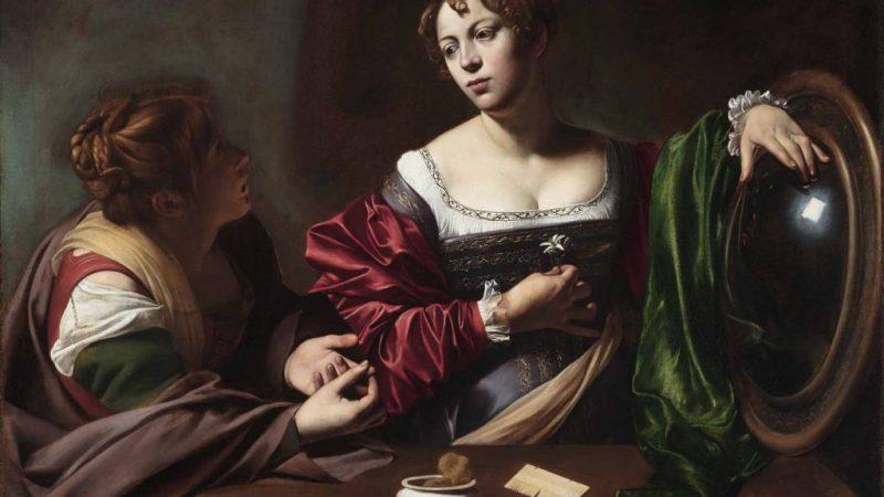 Caravaggio desvela sus secretos más escondidos