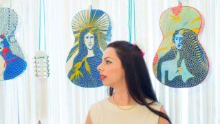 Cristina Rodrigues y Kris Verdonck en Naves Matadero