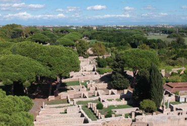 """""""Ostia Antigua"""": restauración de los edificios del Decumano"""