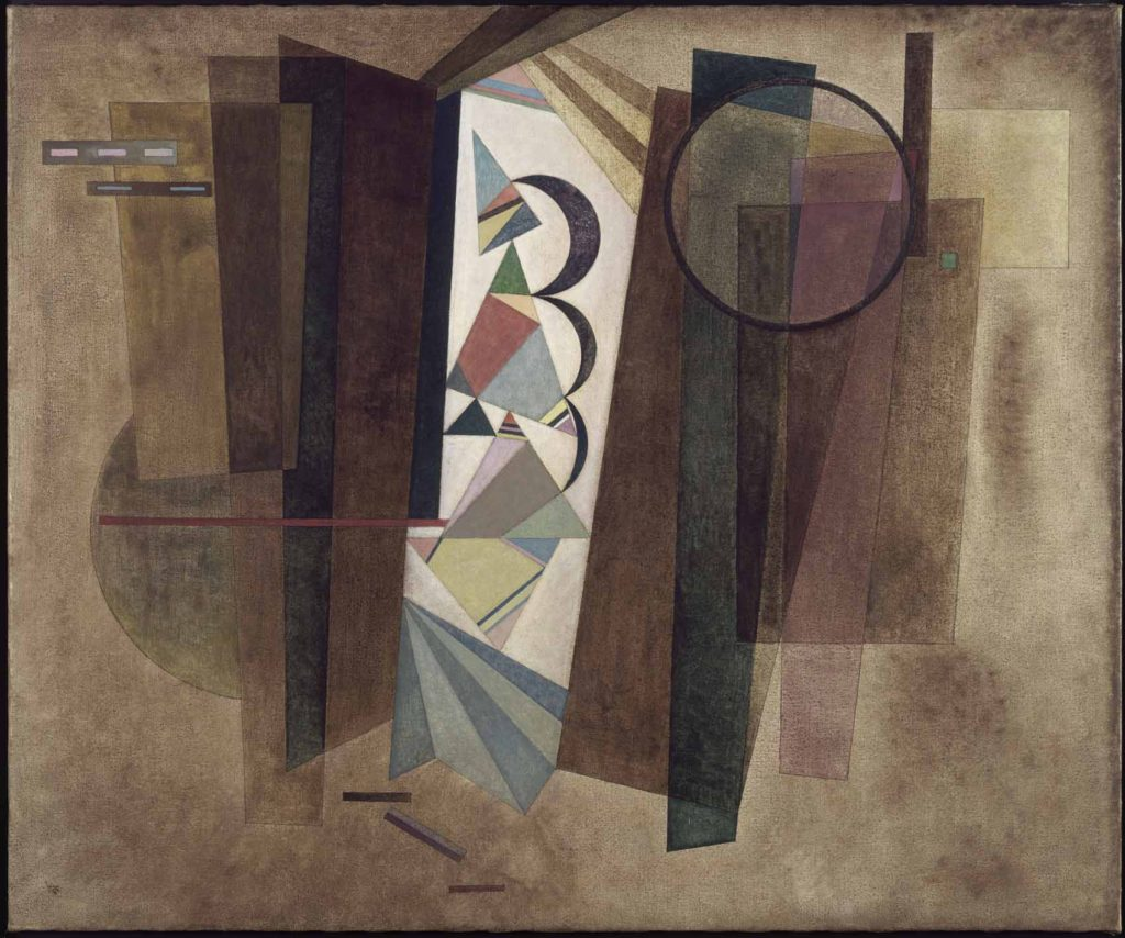 Málaga: capital del arte moderno y contemporáneo Artes & contextos kandinsky