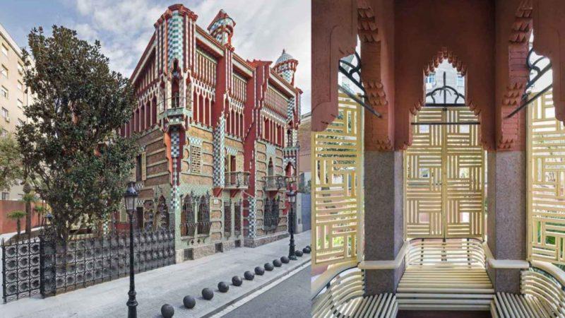 Casa Vicens Gaudí: de espacio familiar a Patrimonio de la Humanidad