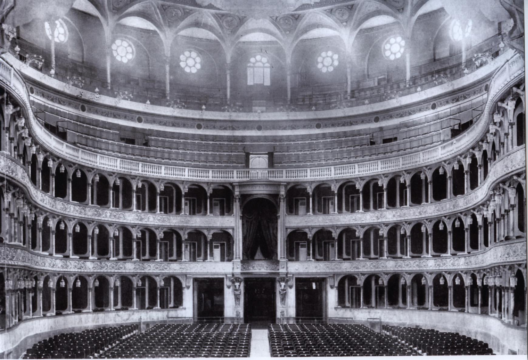 Teatro Costanzi, 1880