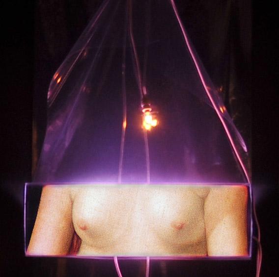 En el umbral del sueno (detalle). Paloma Navares (1992-1993)