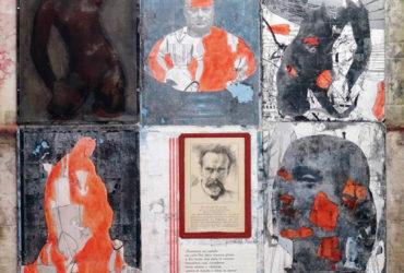 Pedro José Pradillo: collages inspirados por Nietzsche