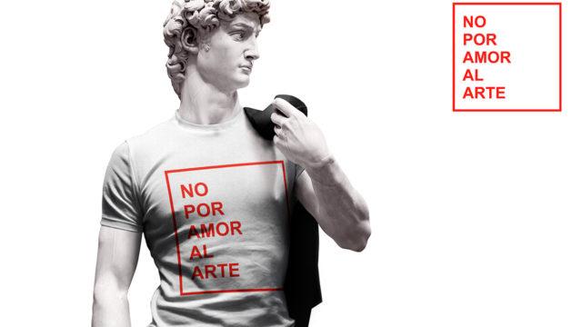 #NOPORAMORALARTE, la iniciativa social por los derechos de los artistas