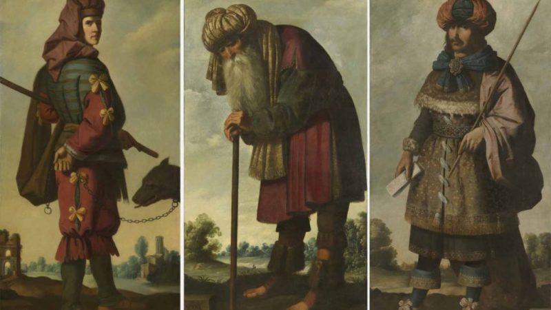 Francisco de Zurbarán visita Estados Unidos