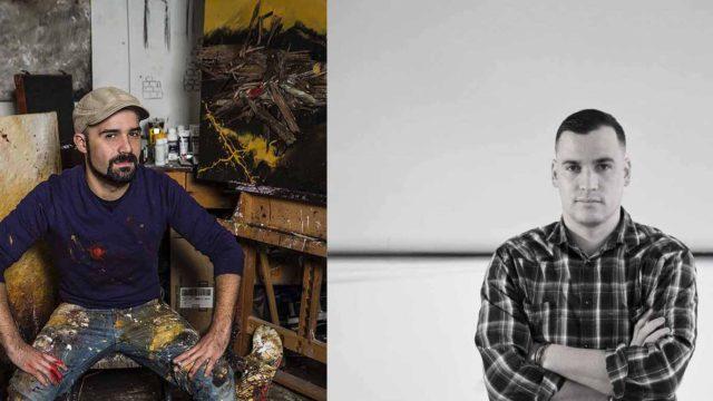 Diego Benéitez y Marcos Tamargo: dos maneras de ver el paisaje