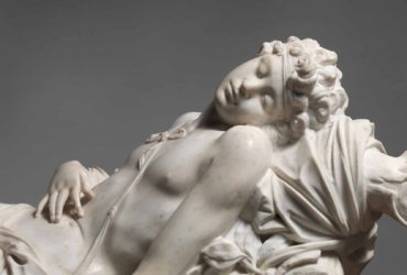 Adonis yacente, de Antonio Corradini, obra invitada en Valladolid