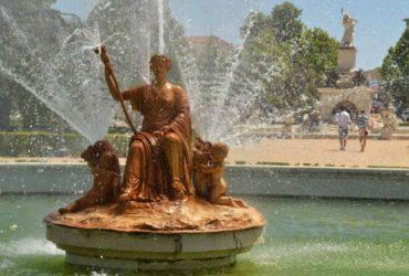 Nueva temporada de las fuentes de Aranjuez y La Granja