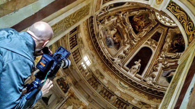 El legado de Palladio inmortalizado por el séptimo arte