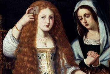 La Calderona: alegoría de la vanidad