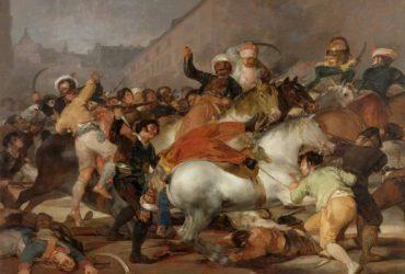 Goya: la angustiosa mirada de un trágico 2 de mayo