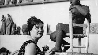Homenaje a Luisa Granero: de modelo a escultora