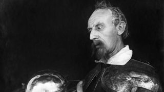 Cervantes, una lectura en imágenes