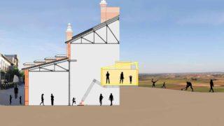 Santiago Cirugeda: una casa en el aire