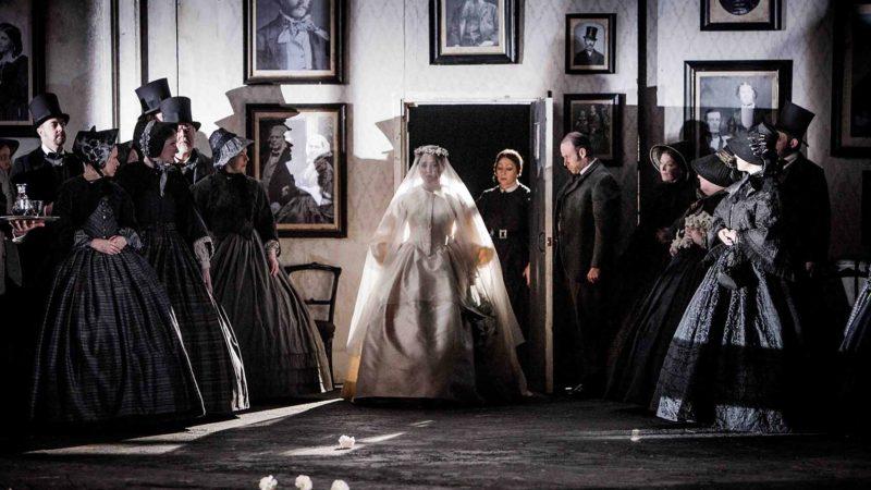 """Lucia di Lammermoor"": protagonista de la Semana de la Ópera"