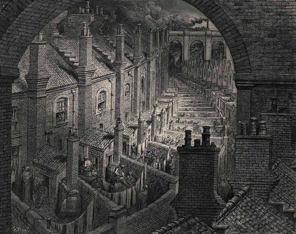 Cuando los impresionistas franceses se exiliaron en Londres Artes & contextos 1. Gustave Dore
