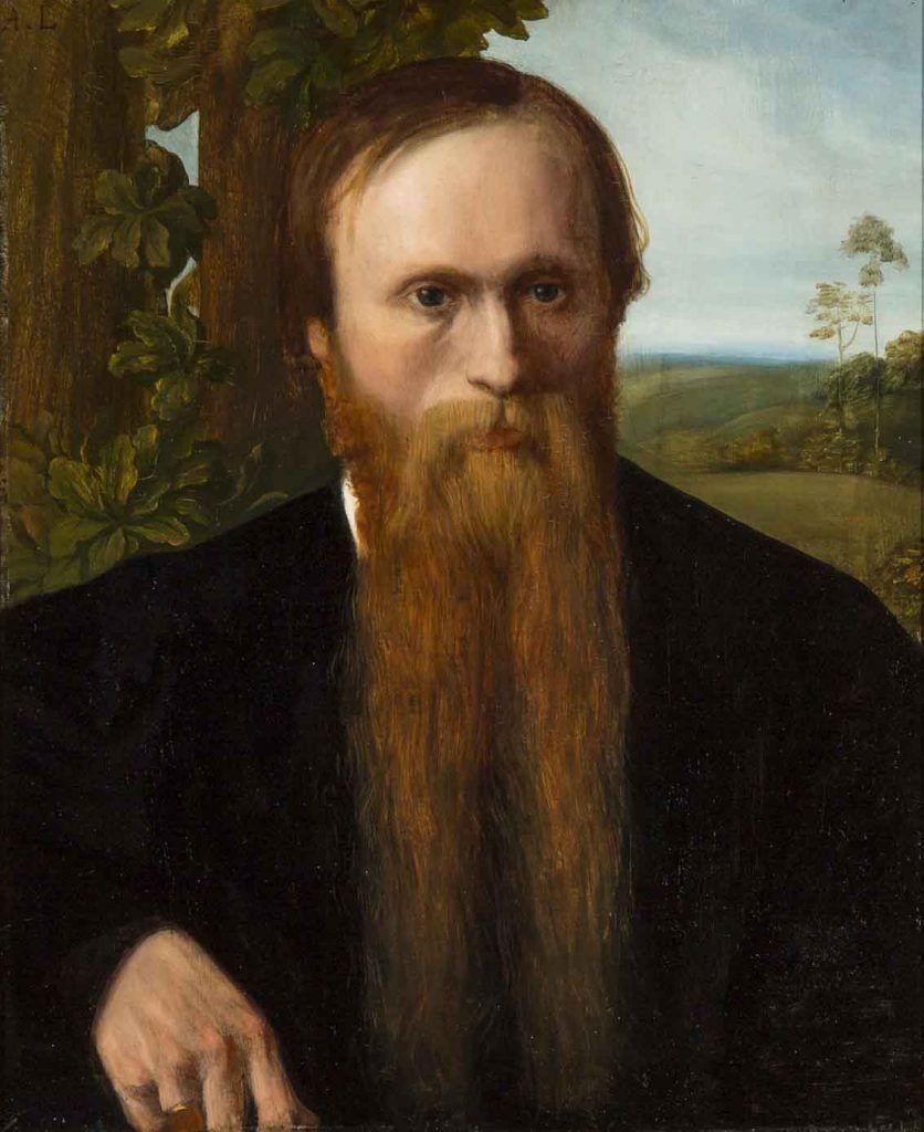 Cuando los impresionistas franceses se exiliaron en Londres Artes & contextos 12. Alphonse Legros Edward Burne Jones