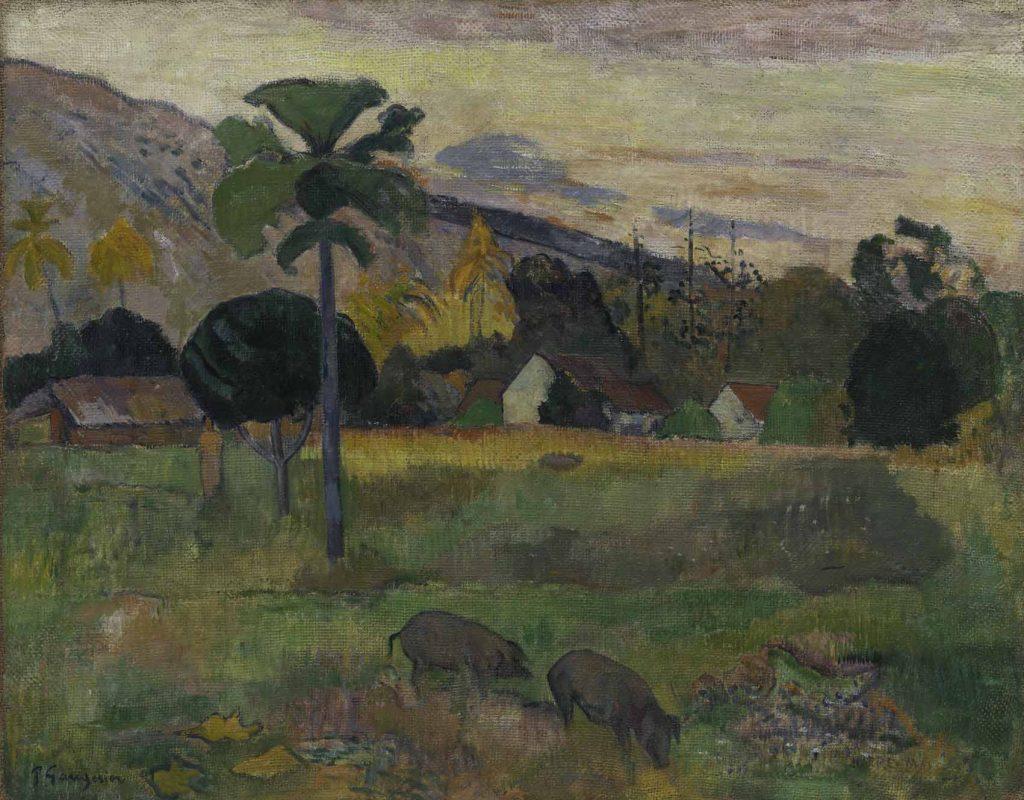 Colección Thannhauser: un viaje del impresionismo a la modernidad Artes & contextos 78251416 ph