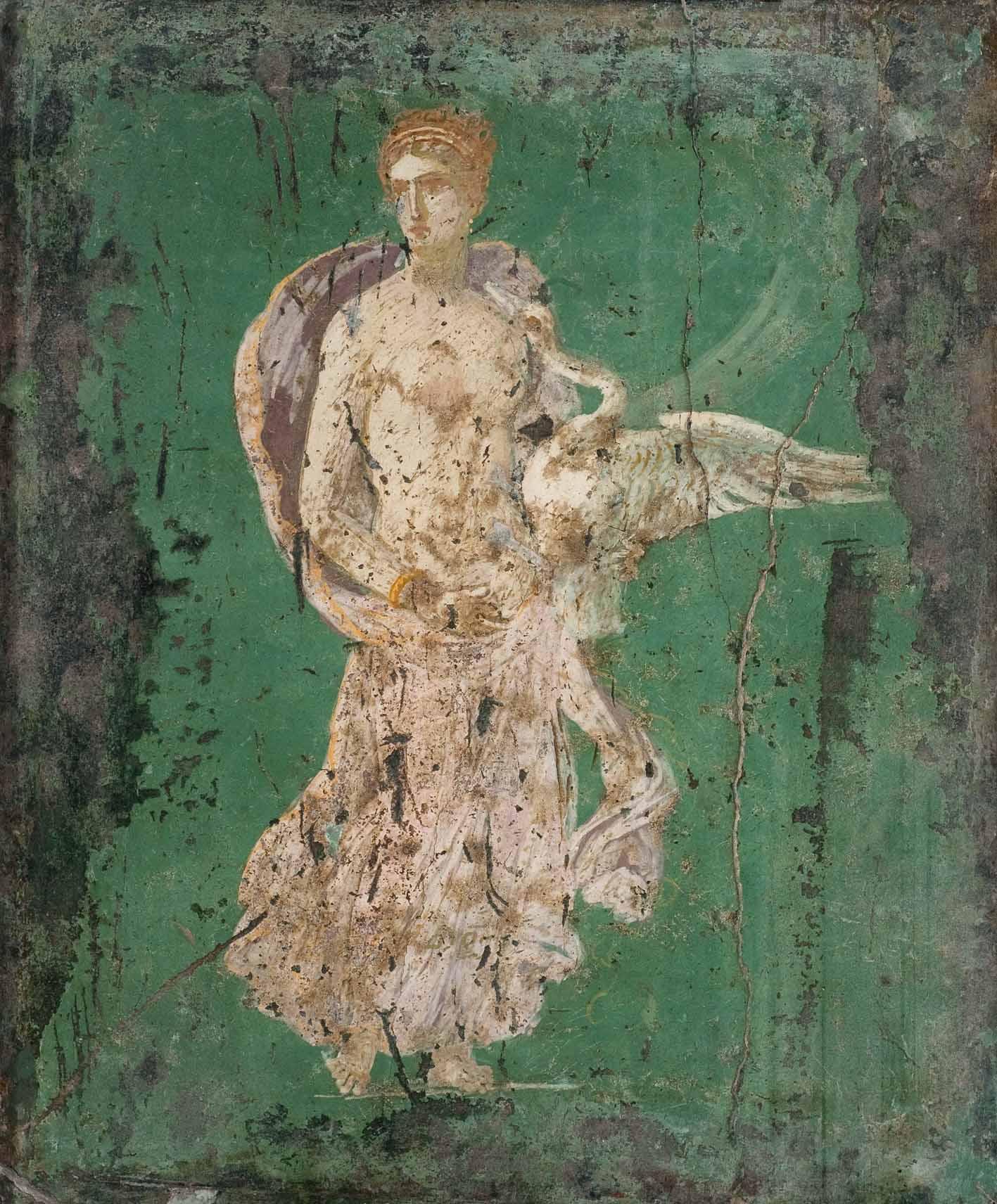 Ovídio: amores e mitos Artes & contextos 2 leda e il cigno