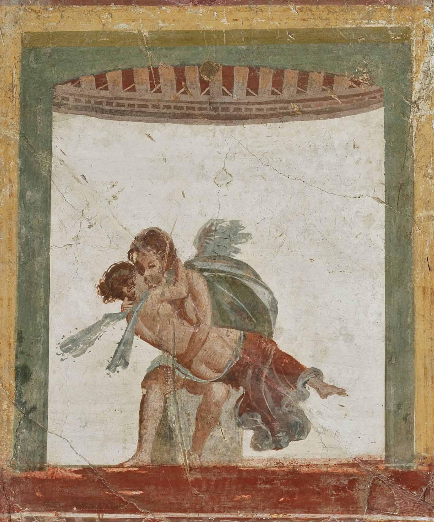 Ovídio: amores e mitos Artes & contextos 4. amore e psiche