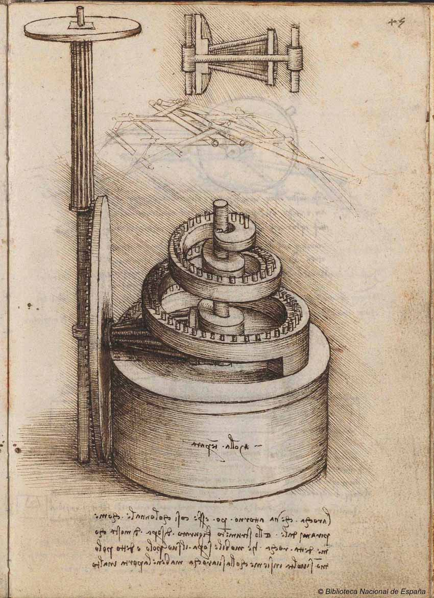 Leonardo da Vinci: el genio, el hombre Artes & contextos 90