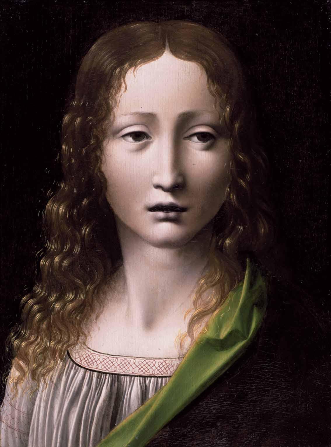 Leonardo da Vinci: el genio, el hombre Artes & contextos MLG 2680 Salvador adolescente