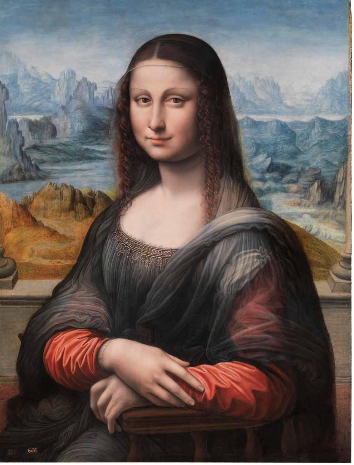 Leonardo da Vinci: el genio, el hombre Artes & contextos Mona Lisa