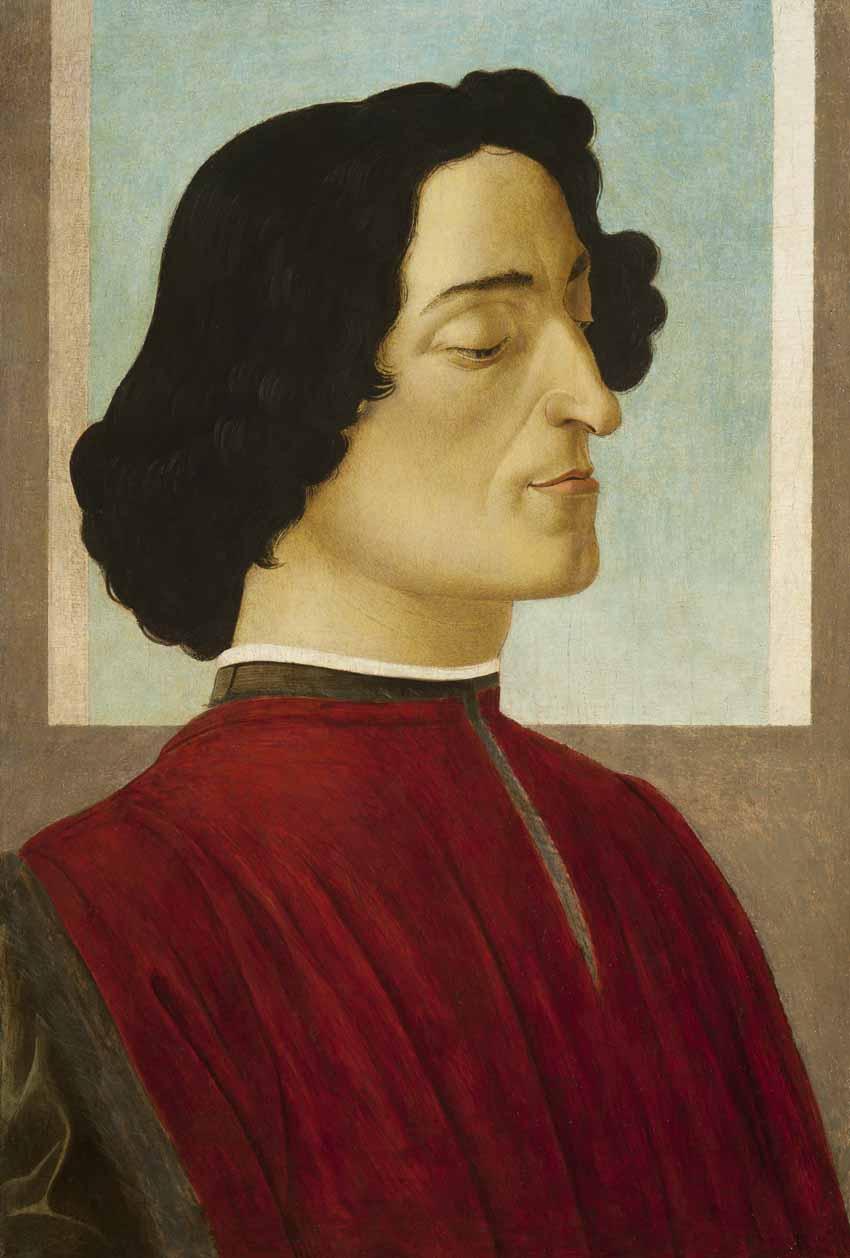 Las heroínas de Sandro Botticelli desde una perspectiva de género Artes & contextos Ritratto di Giuliano de Medici h 1478 80