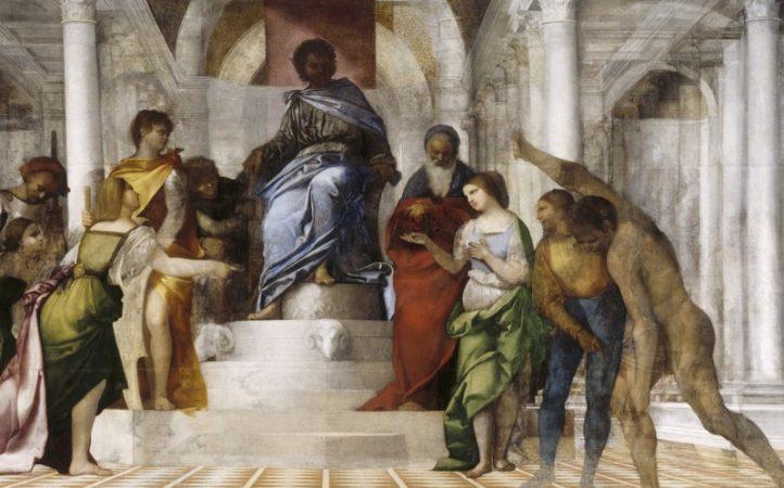 Arquitectura en la pintura renacentista – Descubrir el Arte, la ...