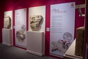 Los relieves de Agripa y el Laurel, Ámbito IV: La Emérita de Augusto.