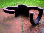 Monumento a la tolerancia,1985. Colección familia Chillida- Belzunce/Fotografía: Jesús Uriarte.