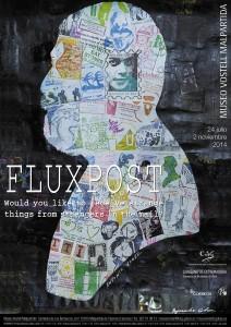 Cartel expo FLUXPOST