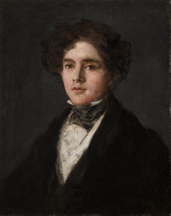 Para celebrar su 50 aniversario el Meadows Museum ha recibido como regalo los fondos para adquirir un tardío retrato al óleo que Francisco de Goya hizo de su nieto.