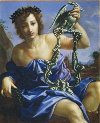 Apolo, por Cesare Dandini, h.1650, Colección Banca Popolare di Vicenza.