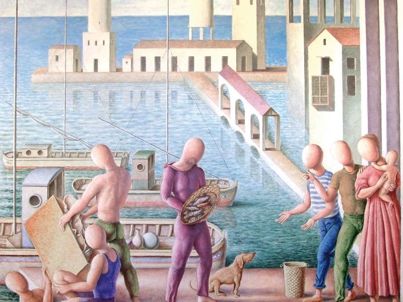 Resultado de imagen para guillermo pérez villalta cuadros
