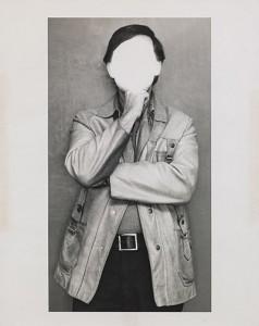 Autorretrato de un hombre brillante, por  Camilo Lleras.