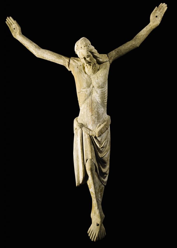 Corpus, siglo XII-XIII, anónima, España. Subastado en julio de 2014, precio de salida 10-15.000, rematado en 2785.000 libras.