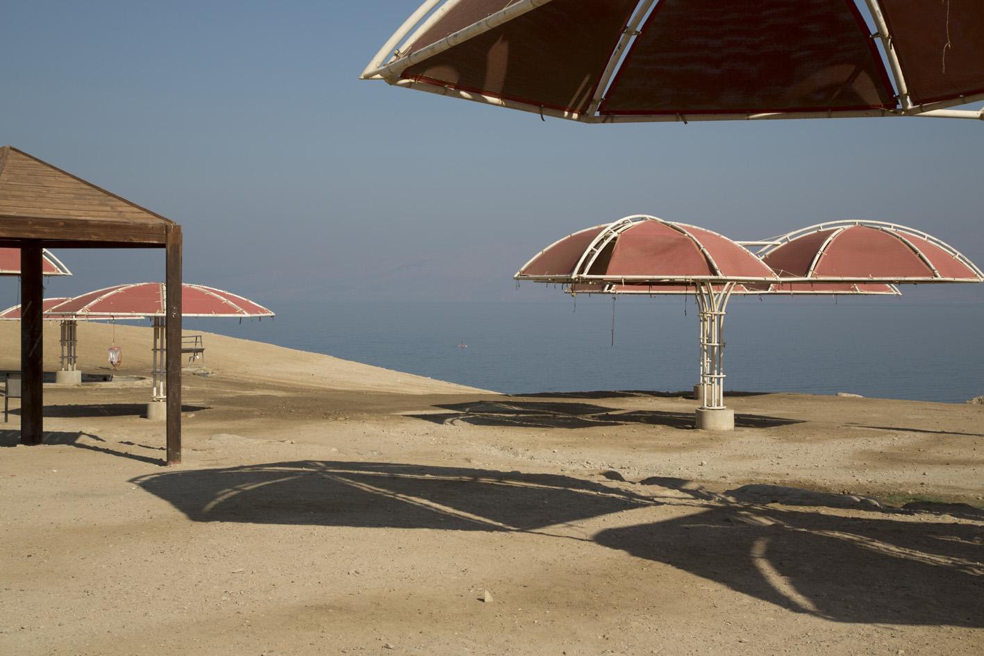 """""""Sin título"""", de la serie Mar Muerto, Israel, de Tim Parchicov, 2013."""
