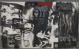 Express, por Robert Rauschenberg.