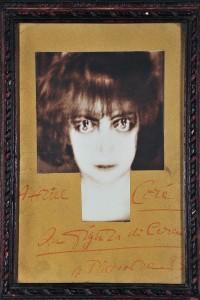 La marquesa Casati, por Man Ray, 1922.