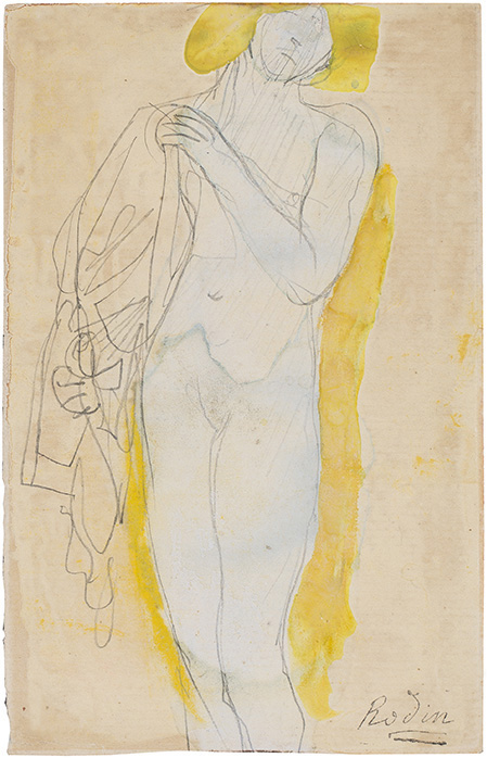 DIBUJO GRAFITO RODIN (1)