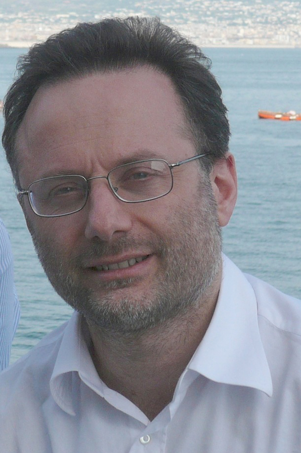 El profesor Caglioti.