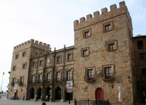 Palacio de Revillagigedo, Gijón.