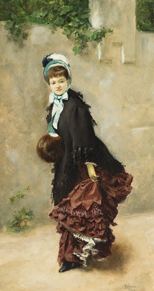 Obra del siglo XIX.