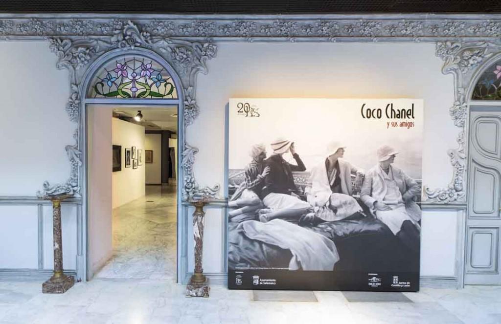 Casa Lis, Coco Chanel y sus amigos, fotografía por Óscar J. González.