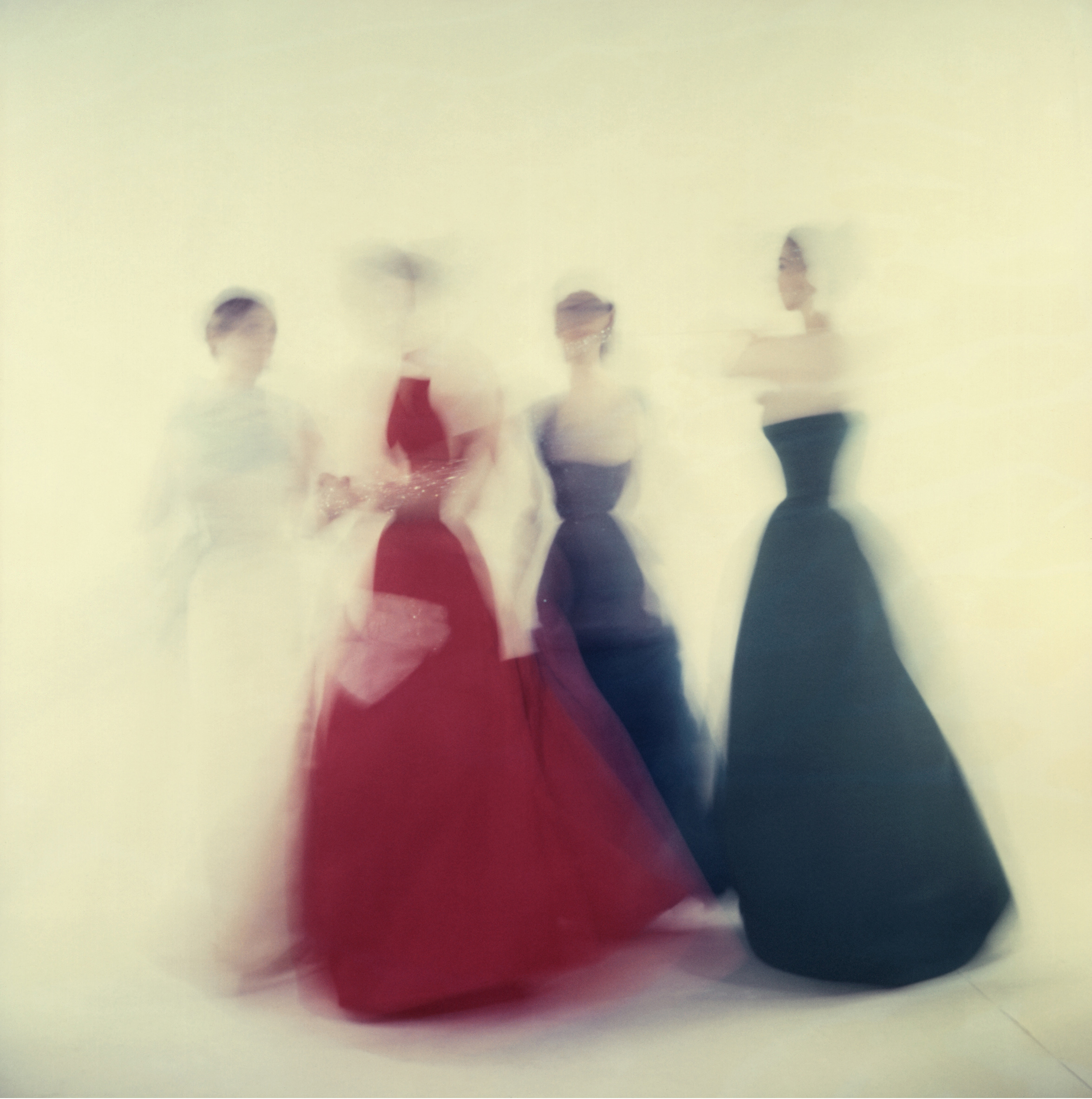 Sin título, por Clifford Coffin, 1954.