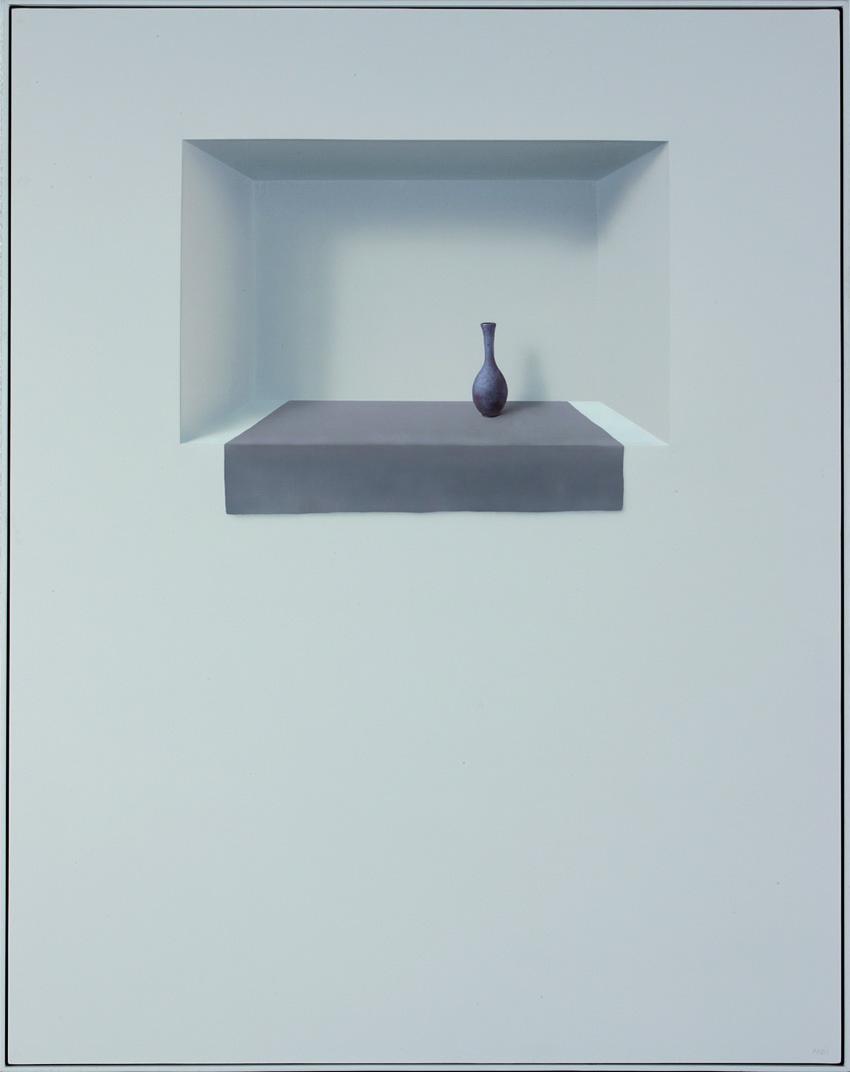 Hornacina II, de Teruhiro Ando, ganador de la XXIII edición, 2008.