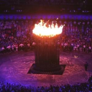 Pebetero para las Olimpiadas de Londres 2012, por Thomas Heatherwick.