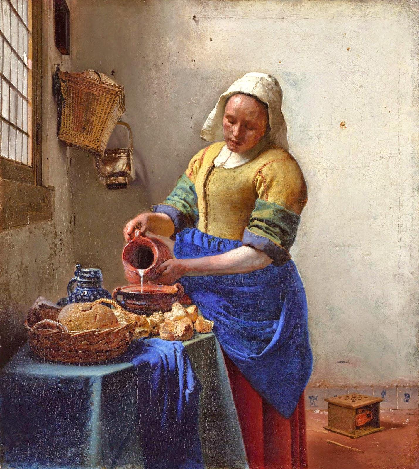 invicto x bajo precio oficial Johannes Vermeer, el pintor de la intimidadDescubrir el Arte ...
